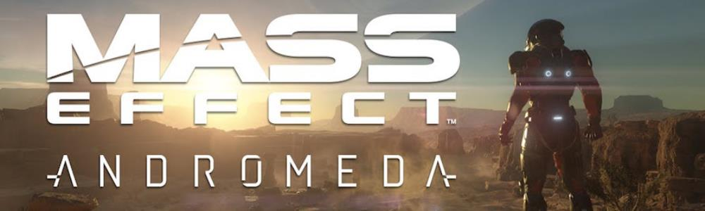 NEW Mass Effect: Andromeda Trailer Showcased from CES