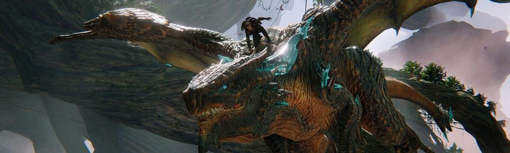 With Scalebound Cancelled, Xbox One's Lineup for 2017 Is Now Slimmer