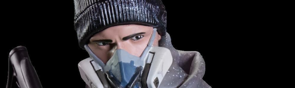 Ubisoft announce new Ubicollectible figurines for The Division and Ghost Recon Wildlands