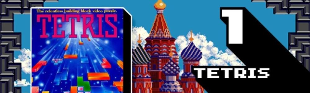 The Scientifically Proven Best Video Games of All Time #1: Tetris