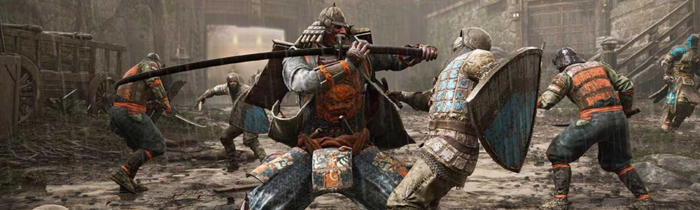 For Honor Samurai at the Frist: A Brief Analysis