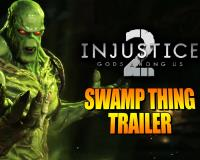 Swamp Thing Confirmed for Injustice 2 in New Gameplay Trailer