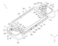 Sony Files Patient For A Handheld Device