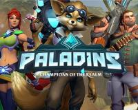 Paladins Hi-Rez FPS Shooter PS4 Open Beta Preview
