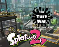 Splatoon 2 - Turf War on The Reef Gameplay