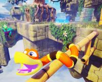 Snake Pass Hands-On Preview