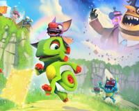 Player 2 Plays - Yooka Laylee