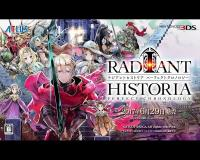 Radiant Historia: Perfect Chronology Debut Trailer