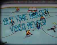 Old Time Hockey for the PS4 Video Review