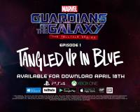 Marvel's Guardians of the Galaxy: The Telltale Series - Episode 1: Launch Trailer