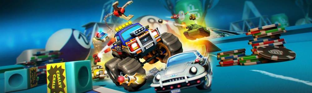 Micro Machines World Series Gameplay Revealed With Some Fun Features