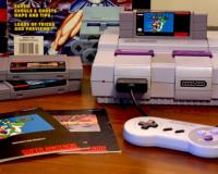 Oh no, Nintendo is planning on releasing a mini SNES this holiday season