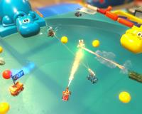 Micro Machines World Series Battle Mode gameplay trailer unveiled