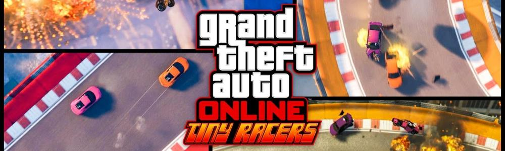 GTA Online: Tiny Racers Trailer Reveals April 25th Launch