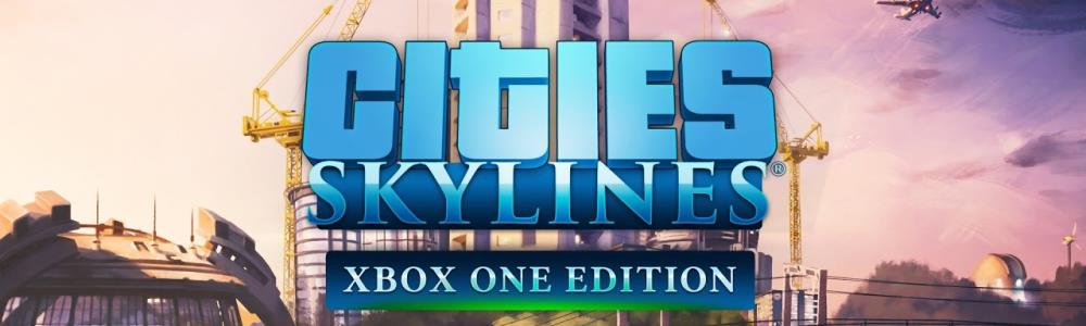 Cities: Skylines out on Xbox One