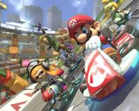 Watch how bad @sybaritictrance is at playing Mario Kart 8 Deluxe  [LIVE]