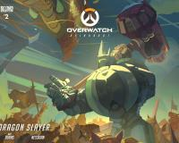 Overwatch Art Book and Comic Book Anthology Up for Pre-Order