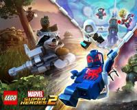 Lego Marvel Super Heroes 2 Trailer - I am Groot