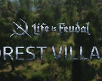 LIFE IS FEUDAL: FOREST VILLAGE BRINGS MEDIEVAL CITY BUILDING TO LIFE ON STEAM TODAY