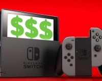Nintendo Switch Sales on The Rise
