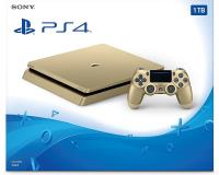 Sony Releases 1TB Gold PS4 Slim at $250