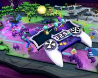 See More of PlayStation VR's No Heroes Allowed! VR In These Screenshots