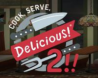 Cook, Serve, Delicious 2! is coming to Steam by the end of August for PC