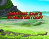 Blockbuster Gaming - Serious Sam's Bogus Detour