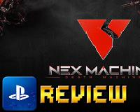 Nex Machina PS4 review - A must play twin-stick shooter