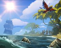 Sea of Thieves Earns Game Critics Awards Nominations