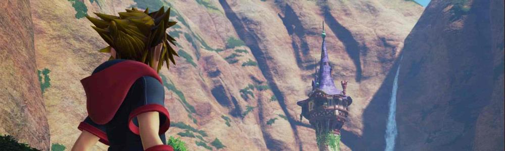 Kingdom Hearts III Director Hints At Second Playable Character