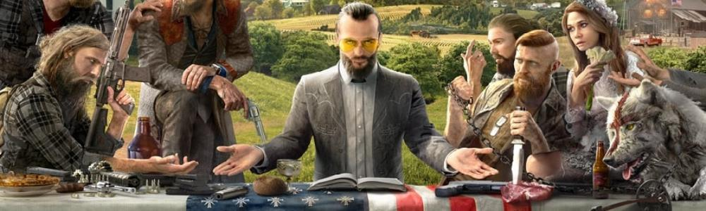 Expect Far Cry 5 to Be a Long and Content-Heavy Game