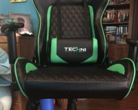 Techni Sport TS-5000 Green Gaming Chair Review