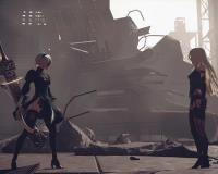NieR Automata Slices past 500,000 Sold Units on Steam